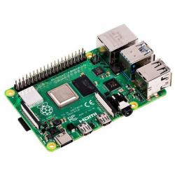placa base raspberry pi 4 modelo b 2gb