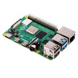 placa base raspberry pi 4 modelo b 4gb