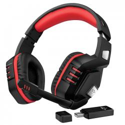 auriculares trust gxt 390 juga wireless gaming