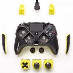 thrustmaster gamepad eswap yellow color pack ps4/pc