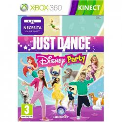 just dance disney party x360 (kinect)