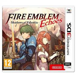 fire emblem echoes: shadows of valentia juego 3ds