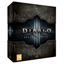 diablo iii: reaper of souls collector´s edition pc