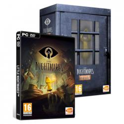 little nightmares - six edition pc