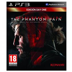 metal gear solid v: phantom pain - day one edition ps3