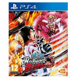 one piece: burning blood ps4