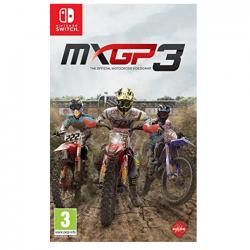 mxgp3 - the official motocross videogame switch