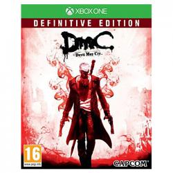 devil may cry - definitive edition xbox one