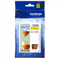 tinta brother amarilla lc3235xly
