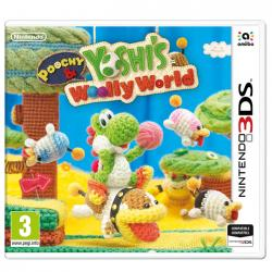 poochy and yoshi's woolly world 3ds