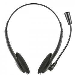 auriculares trust chat headset