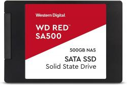 western digital ssd 2.5 sata 500gb red sas500