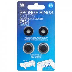 sponge rings + grips woxter ps4/ps3/xbox one/x360