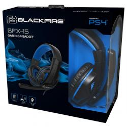 auriculares blackfire bfx-15 gaming ps4