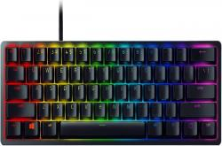 teclado razer huntsman mini purple