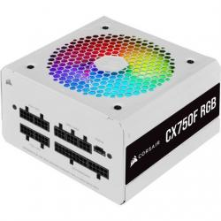 corsair cx series cx750f rgb blanco 750w 80 plus bronze